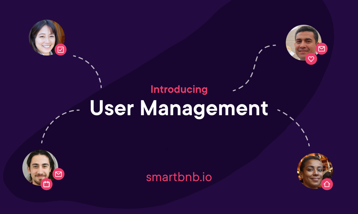 user management for property managers smartbnb