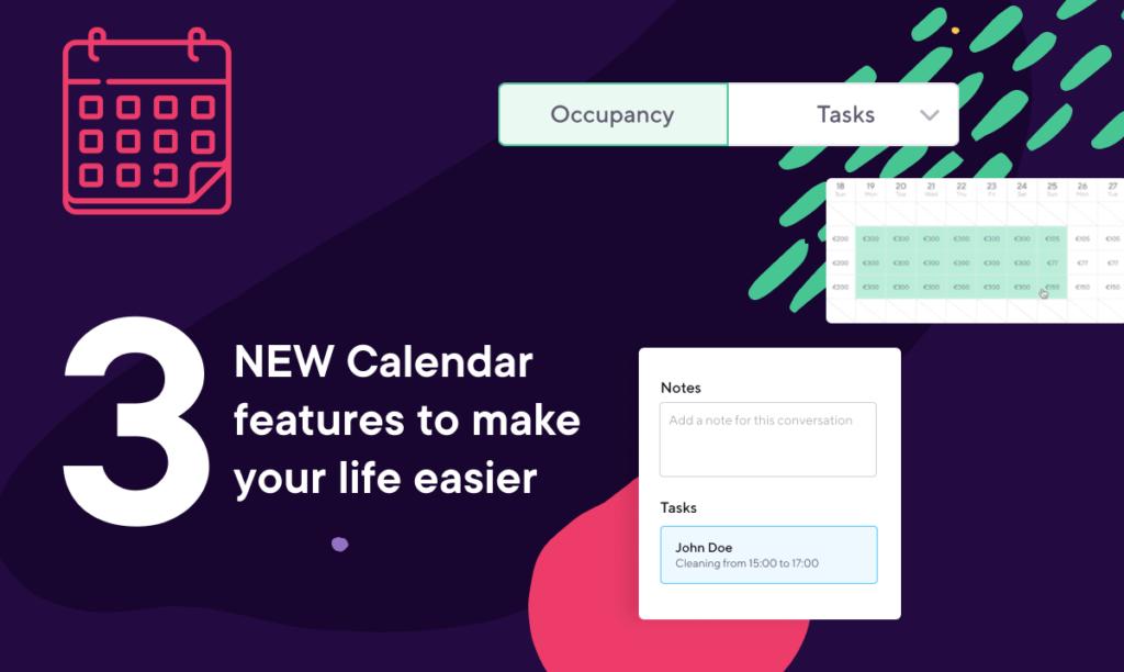 Calendar update June 2021