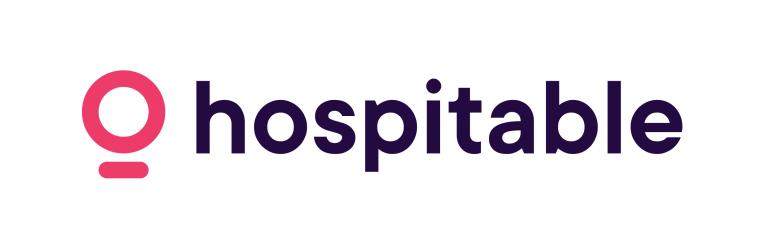 Hospitable Logo white bg